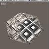 Shader forge   (unityのプラグイン)  unity shader   PBR-UV03に頂点カラーで2枚目のテクスチャーとUVを用意