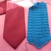 ネクタイに見る「形の美の理論」-形の美と数学-