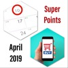 楽天スーパーポイント活動報告(2019年4月)