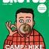 次号の雑誌「BRUTUS」の特集は「CAMPとHIKE 頼れる道具」。