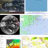 【台風27号のたまご】日本の南東にはまとまった雲(98C)が存在!今後この台風のたまごが熱帯低気圧を経て、台風27号になって日本へ接近!?気象庁・米軍・ヨーロッパの予想は?