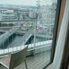 横浜で打ち合わせのため、泊まり
