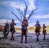 KANZANギャラリーのヨシダ ナギ展を見る