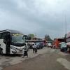 ミャンマー一人旅旅行記④ 交通手段_夜行バス