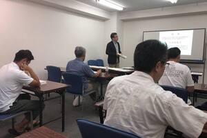 8月の伝統再築士講習