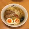 【ラーメン】ひるがお 東京駅一番街ラーメンストリート 塩らーめんひるがお盛り(全部のせ)