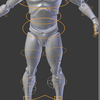 Blenderで作ったFBXをUE4に読み込む(4) 標準スケルトンをBlenderで操作する