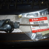 八郎(TS502) コックのストレーナー&ガスケット交換