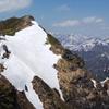 日本百名山の谷川岳に残雪期登山してきました