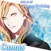 Happy birthday!Camus