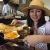 おっぺす狭山飯!≪マンダニ インドカレー≫ 男でも、彼女がいなくても注文できるレディースセットが食べれるマンダニで、もちもちナンにかぶりつこう!