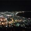 函館の夜景〜✨(≧▽≦)✨