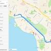 Mapを使ったヴァーチャルツアーってどうかなぁ。毎日の移動距離でオアフ島を歩いてみようかな。