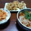皆様今年はありがとうございました(^_-)-☆ 年越しそばと舞茸の天ぷらを作ってみた