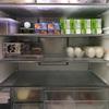 【冷蔵庫の収納】今さら気づいた!?冷蔵庫の棚位置を変えたら便利に!