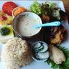 えばこGOHAN 鳥取河原町 古民家カフェ お野菜ごはん
