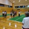 東SC バウンドテニス教室 第2回