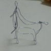 針金ケンタウロスの作り方