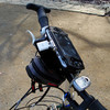 PSP/MAPLUSポータブルナビを自転車でテストしました