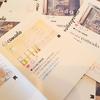 僕がデザインしたcomodoの冊子ができました!!