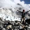 ヒマラヤトレッキング14日目 ひとつ、目標を達成した日(ロブチェ→ゴラクシェプ↔エベレストベースキャンプ)