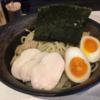 鶏系超濃厚つけ!!麺麵屋武一!!コラーゲンたっぷりつけだれが旨い!!