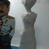 粘土人形制作 ウンゲルン1号 その2