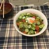 【自炊】サーモンアボカド丼を作って食う!