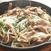 カルニチン豊富な生ラム野菜炒めをたっぷり食べよう(´ー`)
