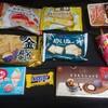 お菓子祭り!お菓子業界はもう春を意識した新商品が多くなってきただべさ!