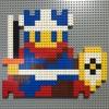 レゴ ドラゴンクエストⅠ(ドラクエ)勇者