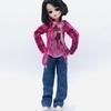 「バービー人形」と「リカちゃん人形」の洋服の互換性について考える