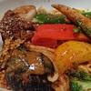汁なし白胡麻野菜担々麺