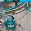 排水ポンプを改造