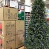 2018コストコのクリスマスツリーやオーナメントは巨大!リースやお菓子・プレゼントおもちゃもビッグだ!