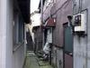 代田橋の昭和の小径