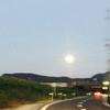 今日は、皆既月食、しかし…。、