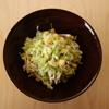 春キャベツでコールスローサラダ