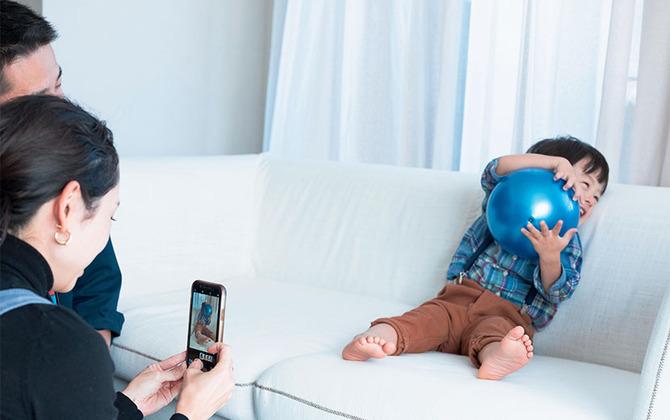 子どもをスマホでかわいく撮りたい! 写真家 鈴木心さんが教える撮影テクニック