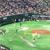 ヤフオクドームに野球観戦