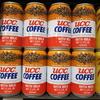 疲れた時の一杯!!UCC缶コーヒー☆