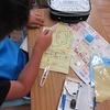 5年生:家庭科 手縫い開始