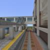駅を作る part3  [Minecraft #15]