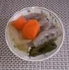 親子丼をかんたん冷凍煮汁リメイクで!