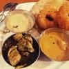 【雑記】南インド料理の食べ放題ランチ@ニルワナム(虎ノ門)