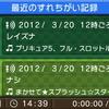 3DSサウンドのすれ違い通信で相性度更新