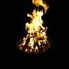 コールマンのファイヤーディスクで焚き火をしにふもとっぱらキャンプ場まで行ってみた。(静岡県富士宮市麓)