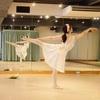 花と舞う&装う力の融合。ミュシャ作品のバレエスカートに感動。sylphynes