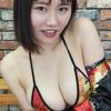 東坂みゆ【B92 Hカップ 踊るロケット爆乳グラドルの水着画像】(5)