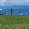 お盆休みは琵琶湖で水泳 & 恒例BBQパーティー 〜2017.08.13  〜